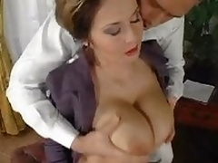 Classy Elegant Breasty Mature