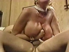 Vintage fuck with busty milf