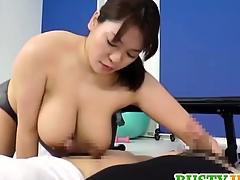 Mizuki Ann rubs knobs with successful assets