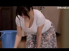 Daughter in behave oneself fucked by father in behave oneself 01