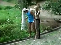 Busty golden-haired Ladyman is happy with mad fucking