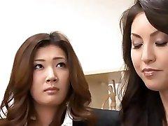 Gangbanging These 2 Japanese Hostages