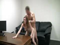 Innocent Cutie 1st Time Tryout