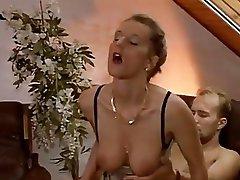German girl acquires screwed pt 1/2