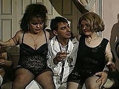 This extreme midget group sex scene will exemplify every dwarf lovers...
