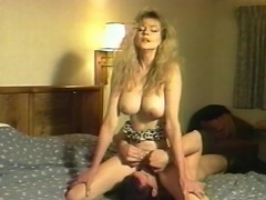 This naughty blonde bitch Monique Perri has been paid a biggest sum of...