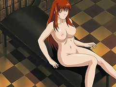 Breasty anime mistress widens her lengthy legs and acquires her love tunnel licked...