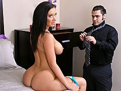 Horny wife cheats her anus spouse