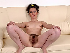 Viky French kissing and Frey are beautiful bushy slit lesbians that enjoy...