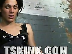Kinky Domme Abuses Her Serf