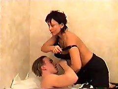Homemade rough sex movie scene