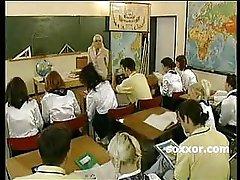 Kelly Trump wicked teacher banged