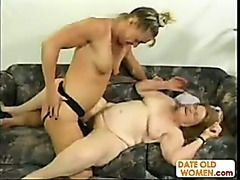 Granny Receives Some Sexual Act