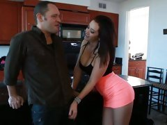 Cheating wife Jayden James is a dirty little whore