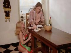 Classic movie scenes of vintage lesbo and cocksuckers with fucking hairy pussies likewise