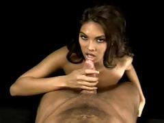 Sexy Lalin girl hotty gives a First person view oral-service and receives fingered and drilled