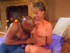 This dark dick addict Lizzy Law receives so nasty in this scene. Getting...