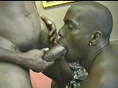 Receive to watch a queer Darksome chap indulging his naughty holes with a huge...