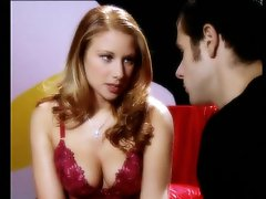 Blonde MILF Julia Taylor Titty Bonks To Take Cum On Her Natural Titties