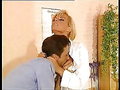 German porn actress ass fucking with the doctor