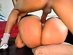 BBW butt drilling Stallion