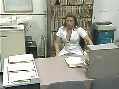 Breathtaking Blonde Nurse Capri Cameron Sucks and Fucks a Patient's Pecker