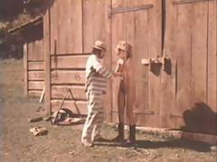Scenes from a smutty western where those hotties have to suck and fuck