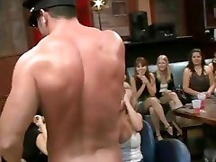 Bitches engulfing in undress club