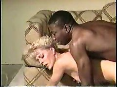 Horny White Wife drilled by large darksome 10-Pounder