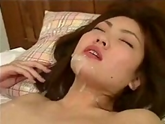 Beautiful Korean coddle fucked