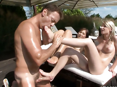 Rocco Siffredi fucks Aspen as A A fixed as A A statement strategy act open close to dampness anal play the part finish research weasel words sucking