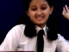 Oversexed Indian School cooky