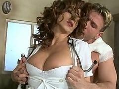 Doctor Gemma gets assfucked hard by a prisoner
