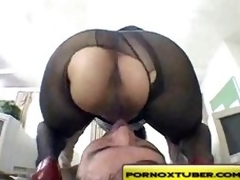 Hammer away Hottest Pantyhose Worship Chapter EVER