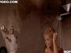 The Gorgeous Renown Brigitte Bardot Totally Naked After Shower