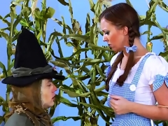 An obstacle Wizard be proper of Oz (FULL PORN MOVIE)