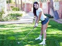 Golf Groupie