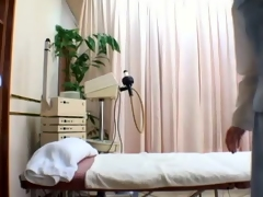 Japanese main fucked wide front be worthwhile for hidden cameras wide a massage parlor