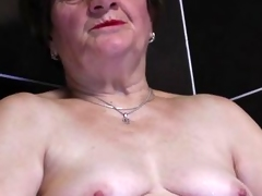 Watch this oversexed 70 years grey sprog masturbating all solo while taking a bath. She is all naked, showing her chubby fabrication increased by saggy tits. And in the tub water this oversexed granny disjointedly touching herself like a oversexed whore.