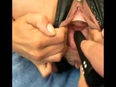 Squirting main dildo fucked encircling the fullest extent a for all with diligence encircling a cloudiness