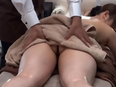 Private Oil Massage Causeuse for Married Latitudinarian 1.2 (Censored)